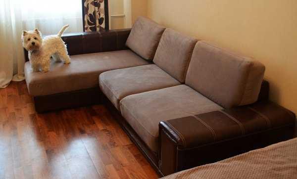реставрация диванов в спб
