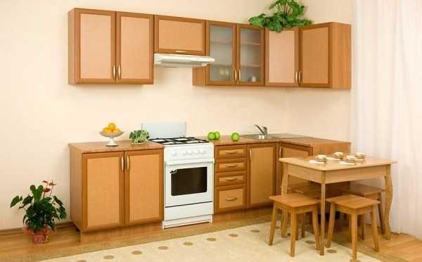 реставрация кухонной мебели